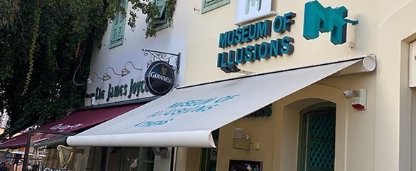 Picture for category MUSEUM OF ILLUSIONS
